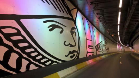 La rénovation du tunnel de la Porte de Hal est terminée